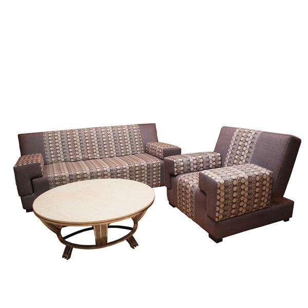 Customisable 2 Piece Collapsible Sofa Fm Best Bargain